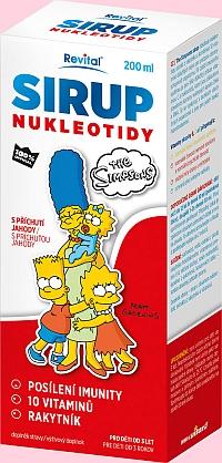 Soutěž o balíčky The Simpsons: sirup s NUKLEOTIDY omega 3 a multivitamíny - www.chytrazena.cz