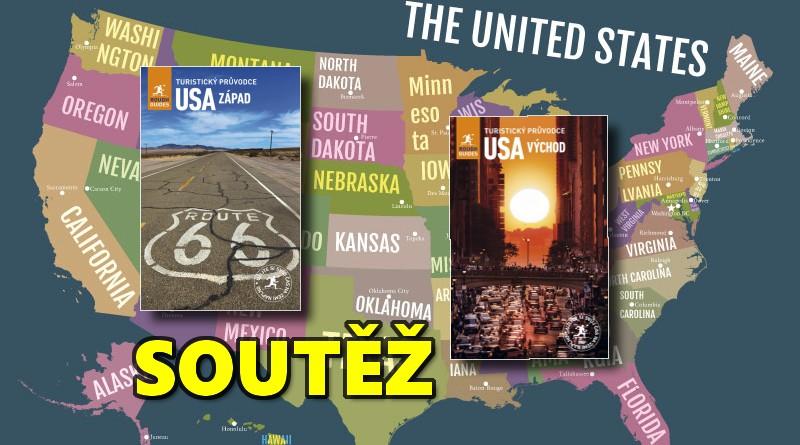 SOUTĚŽ o dva turistického průvodce po USA z řady Rough Guides - www.chrudimka.cz