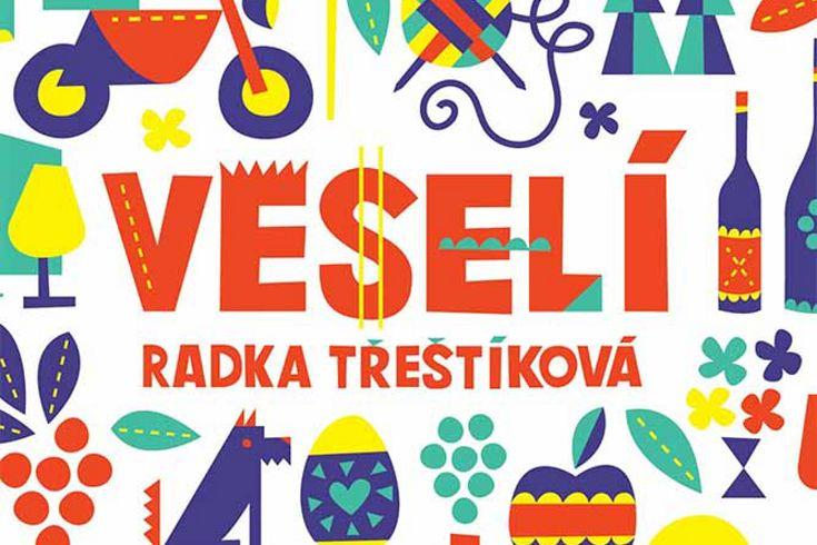 Vyhrajte tři knihy Veselí - www.klubknihomolu.cz