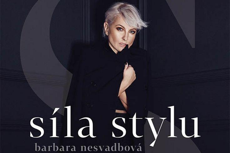 Vyhrajte tři knihy Síla stylu - www.klubknihomolu.cz