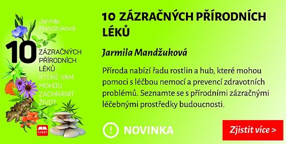 Soutěž o knihu 10 zázračných přírodních léků které vám mohou zachránit život - www.chytrazena.cz