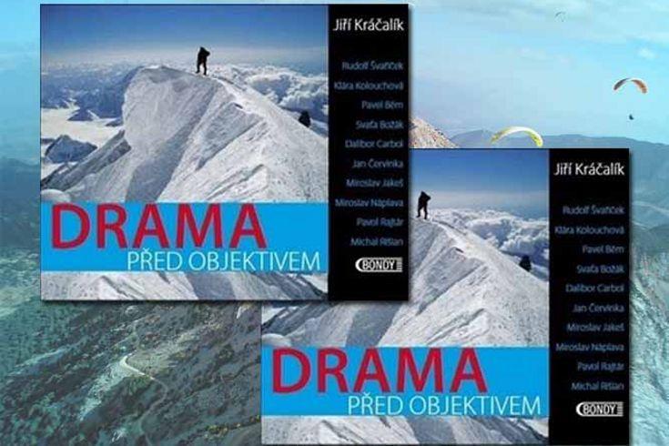 Vyhrajte dvě knihy Drama před objektivem - www.klubknihomolu.cz