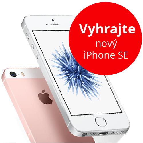 Nový iPhone SE - www.miaclub.cz