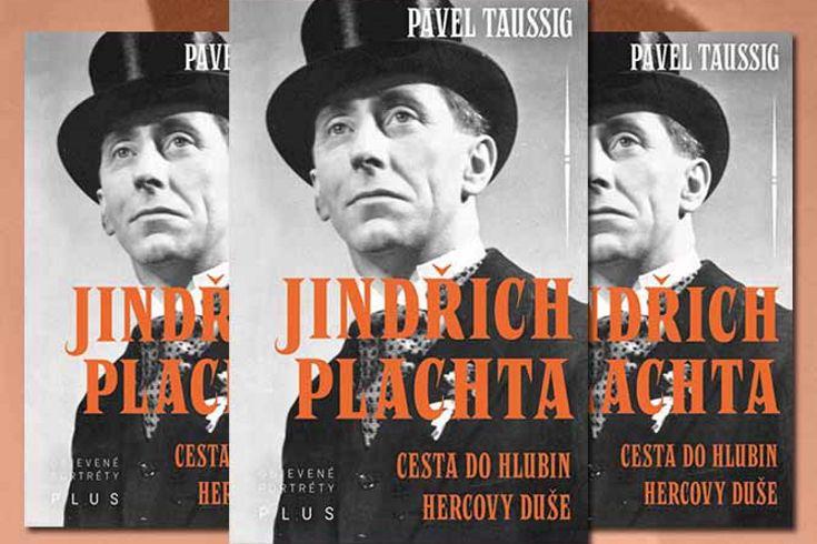 Vyhrajte tři knihy Jindřich Plachta - www.klubknihomolu.cz