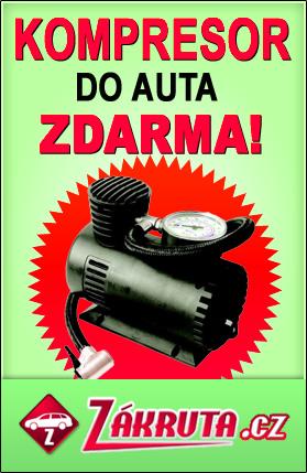 Soutěž o kompresor do auta - www.zakruta.cz