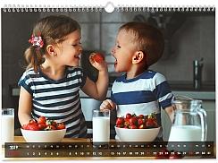 Soutěž o roční plánovací kalendář s fotkami od HappyFota - www.chytrazena.cz