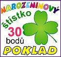 Soutěž o Narozeninový poklad - www.chytrazena.cz