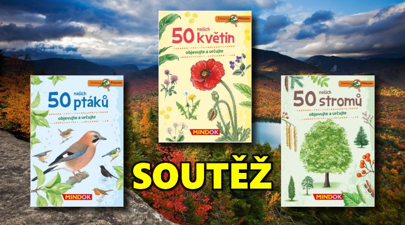 SOUTĚŽ o tři hry ze série EXPEDICE PŘÍRODA - www.chrudimka.cz