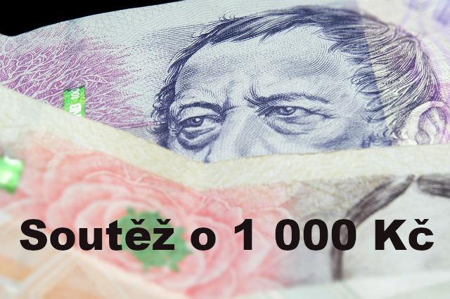 Soutěž o 1 000 Kč - www.megakupon.cz