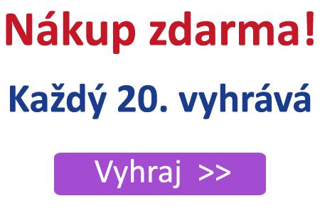 Soutěž o nákup ZDARMA - www.nakupia.cz