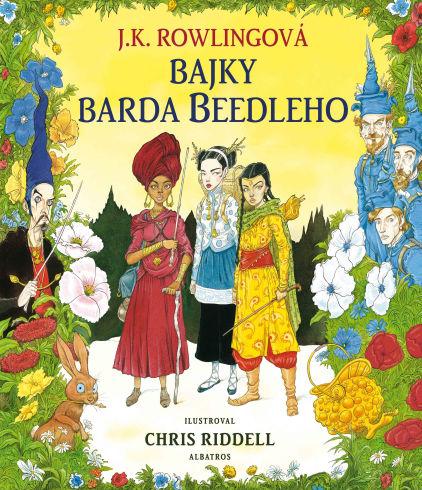 Soutěž o nádherně ilustrovanou knihu Bajky barda Beedleho - www.vasesouteze.cz