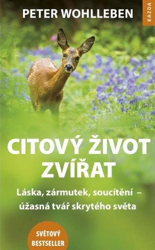 Soutěž o tři knihy Citový život zvířat - www.vasesouteze.cz