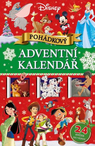 Soutěž o Pohádkový adventní kalendář - www.vasesouteze.cz