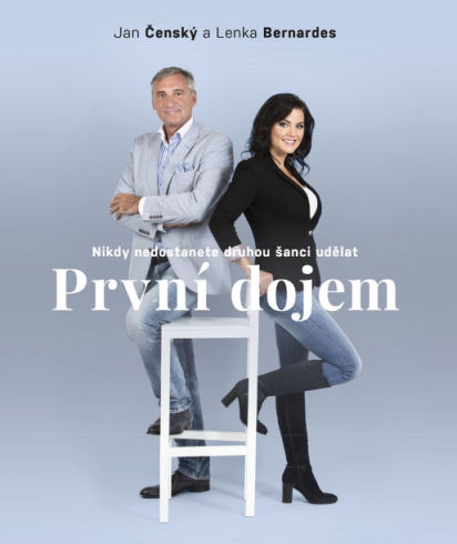 Soutěž o knihu První dojem - www.vasesouteze.cz