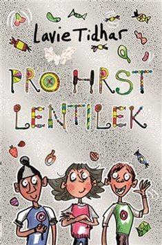 Soutěž o 5 knih Pro hrst lentilek - www.vasesouteze.cz
