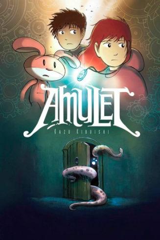 Soutěž o komiks Amulet 1 - www.vasesouteze.cz