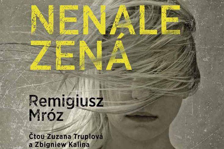 Vyhrajte tři audioknihy Nenalezená  - www.klubknihomolu.cz