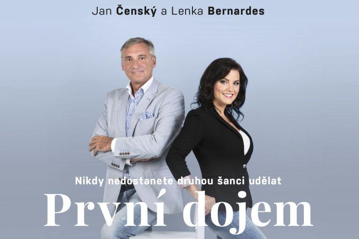 Vyhrajte tři knihy První dojem - www.klubknihomolu.cz