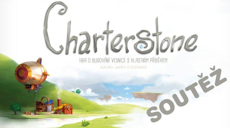 SOUTĚŽ o strategickou hru CHARTERSTONE - www.chrudimka.cz