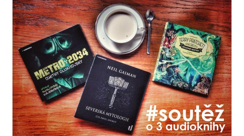 SOUTĚŽ o tři audioknihy z vydavatelství OneHotBook - www.chrudimka.cz