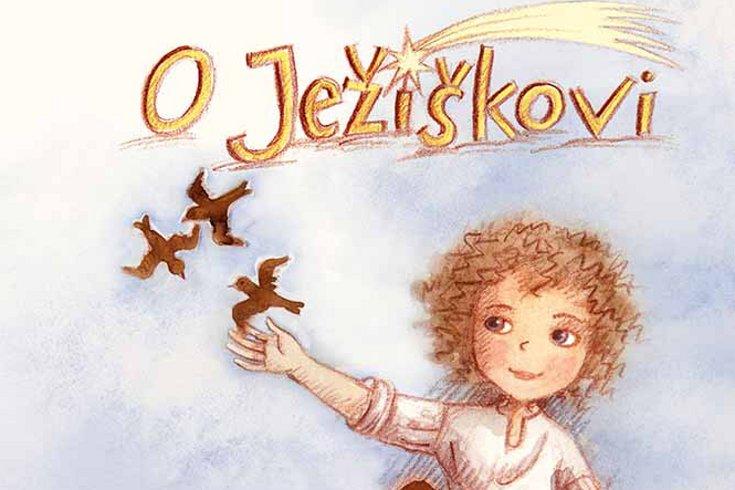 Vyhrajte dvě knihy O Ježíškovi - www.klubknihomolu.cz