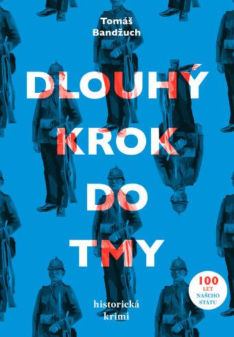 Soutěž o knihu Dlouhý krok do tmy - www.vasesouteze.cz