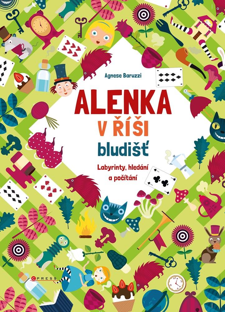 Soutěž o knihu Alenka v říši bludišť - www.vasesouteze.cz