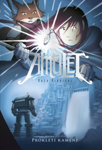 Soutěž o komiks Amulet 2 - www.vasesouteze.cz
