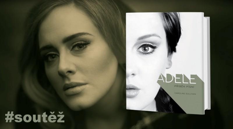 SOUTĚŽ o knihu Adele: Druhá strana - www.chrudimka.cz
