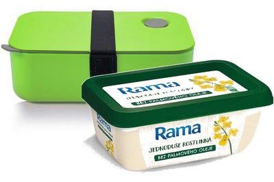 SOUTĚŽ: Novinka Rama zcela bez palmového oleje - www.zenyprozeny.cz