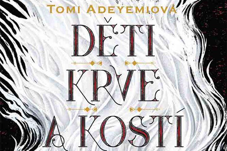 Vyhrajte dvě knihy Děti krve a kostí - www.klubknihomolu.cz