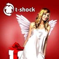 Vánoční soutěž o dárkový poukaz 1000 Kč s T-shock.eu - www.vanocni-darky.cz