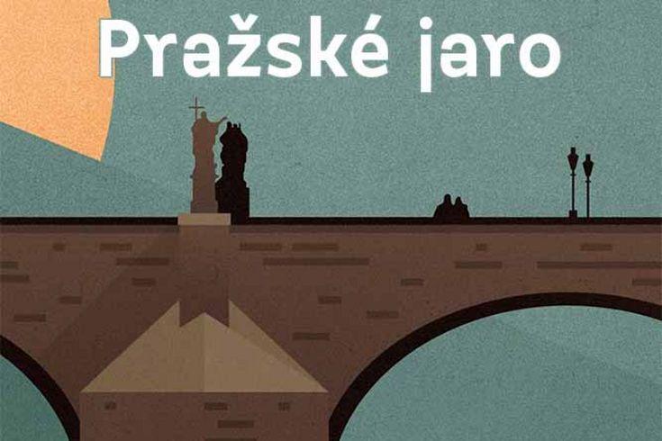Vyhrajte tři knihy Pražské jaro - www.klubknihomolu.cz