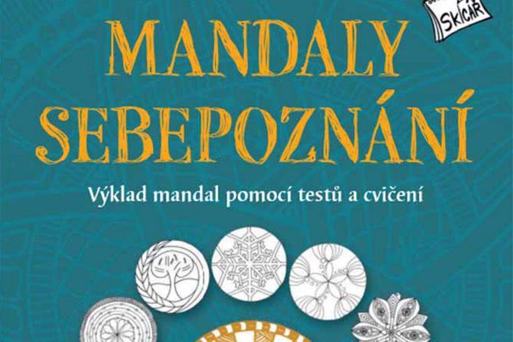 Vyhrajte tři knihy Mandaly sebepoznání - www.klubknihomolu.cz