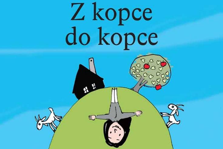 Vyhrajte tři knihy Z kopce do kopce - www.klubknihomolu.cz