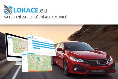Vánoční soutěž o GPS zabezpečení auta 2018 - https://lokace.eu/