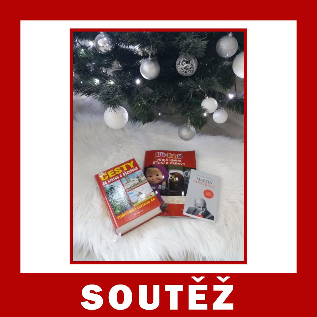 Soutěž o balíček 3 knih - www.advent-kalendar.cz