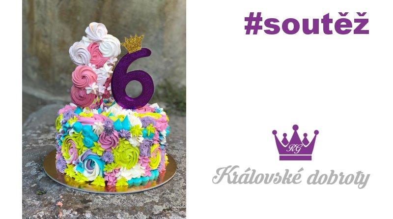 SOUTĚŽ o dort z KRÁLOVSKÝCH DOBROT - www.chrudimka.cz