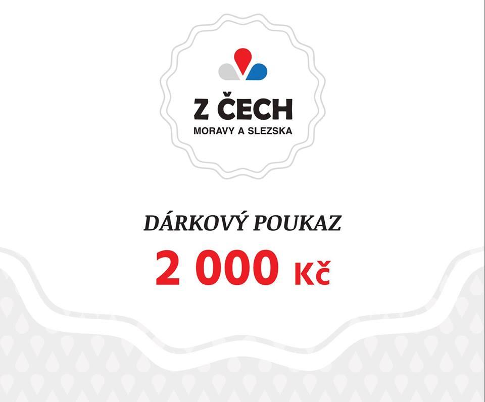 Vánoční poukazy zČech - www.zcech.cz