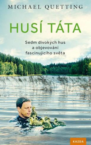 Soutěž o tři knihy Husí táta - www.vasesouteze.cz