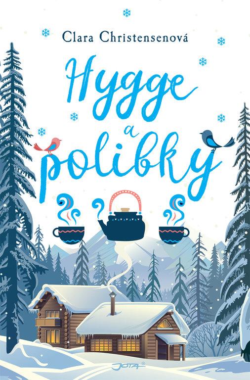 Soutěž o 3 knihy Hygge a polibky - www.vasesouteze.cz