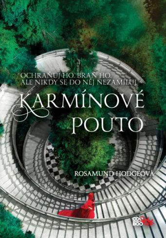 Soutěž o knihu Karmínové pouto - www.vasesouteze.cz