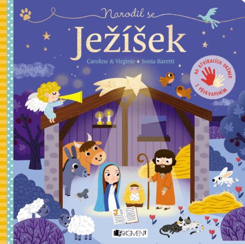 Soutěž o knížku Narodil se Ježíšek - www.vasesouteze.cz