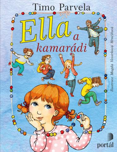 Soutěž o tři dětské knížky Ella a kamarádi - www.vasesouteze.cz