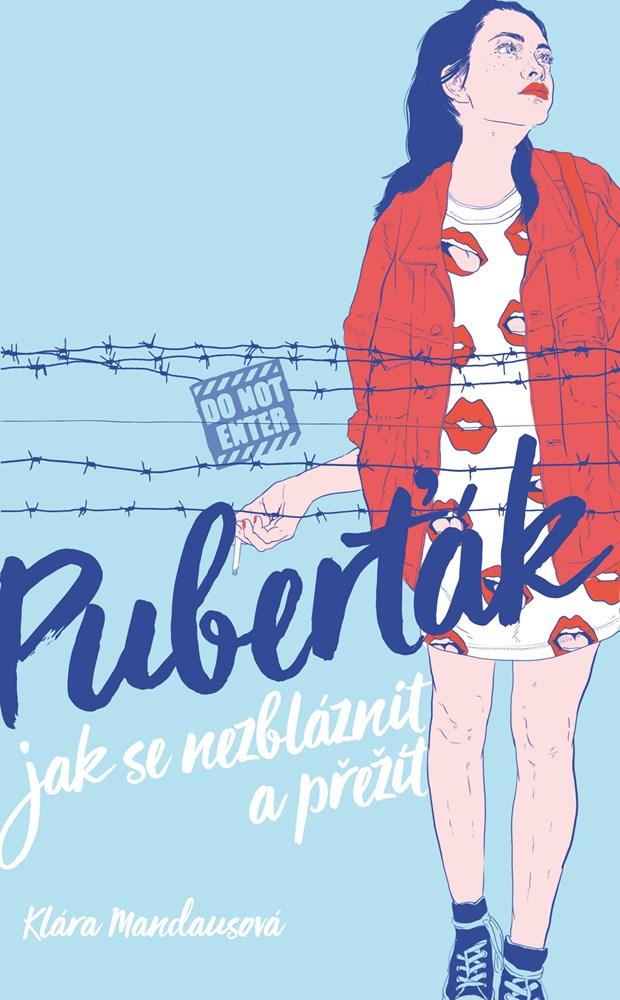 Soutěž o knihu Puberťák. Jak se nezbláznit a přežít - www.vasesouteze.cz