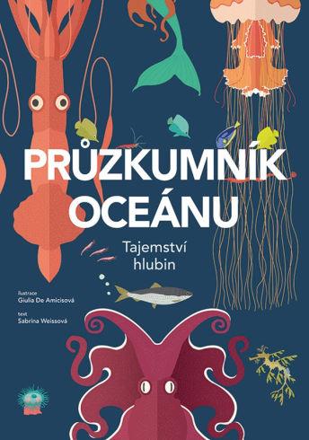 Soutěž o tři knihy Průzkumník oceánu - www.vasesouteze.cz
