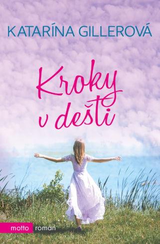 Soutěž o román Kroky v dešti - www.vasesouteze.cz