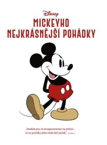 Soutěž o knihu Disney - Mickeyho nejkrásnější pohádky - www.vasesouteze.cz