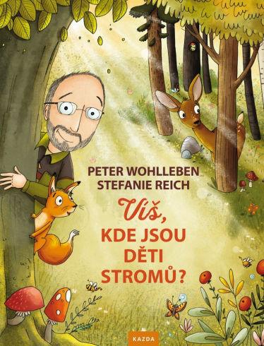 Soutěž o tři knihy Víš kde jsou děti stromů? - www.vasesouteze.cz