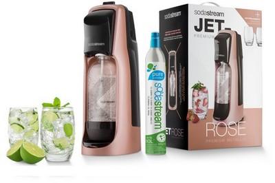 SOUTĚŽ o výrobník sody z limitovaná edice SodaStream Jet Premium - www.zenyprozeny.cz